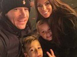John Terry celebrates Capital One Cup win with trip to Winter Wonderland