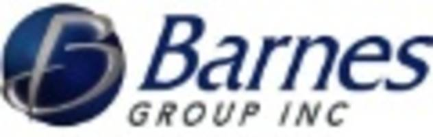 Barnes Group Inc. Announces Fourth Quarter and Full Year 2014 Earnings Conference Call